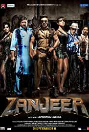 Zanjeer (2013) Hindi Movie DVDRip 720p 770MB MKV