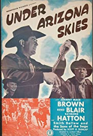 Under Arizona Skies Poster