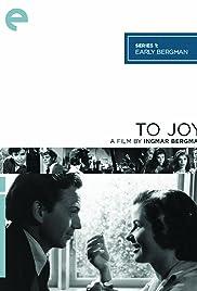 Till glädje(1950) Poster - Movie Forum, Cast, Reviews