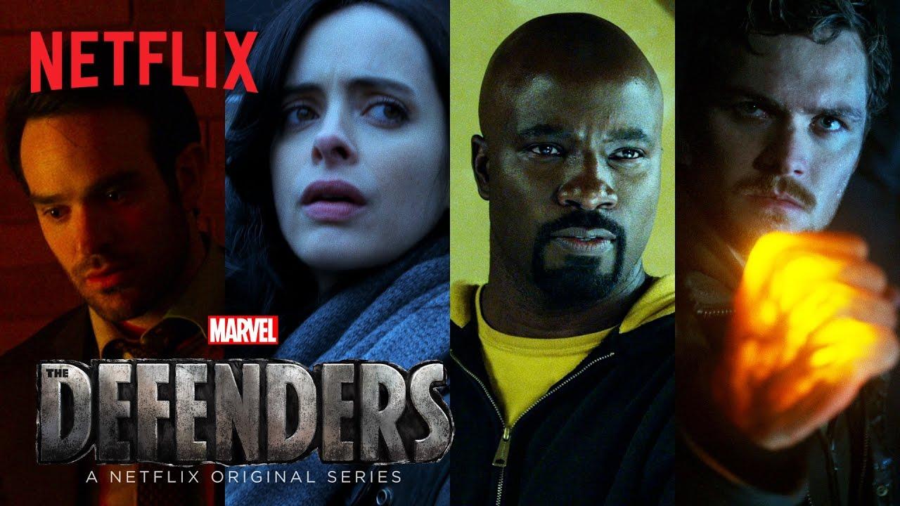 مسلسل The Defenders الموسم 1 الحلقة 8 والاخيرة مترجمة