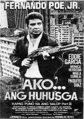 Ako … ang huhusga (1989)