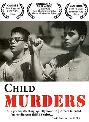 Child Murders Poster
