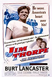 Jim Thorpe -- All-American (1951) Poster - Movie Forum, Cast, Reviews