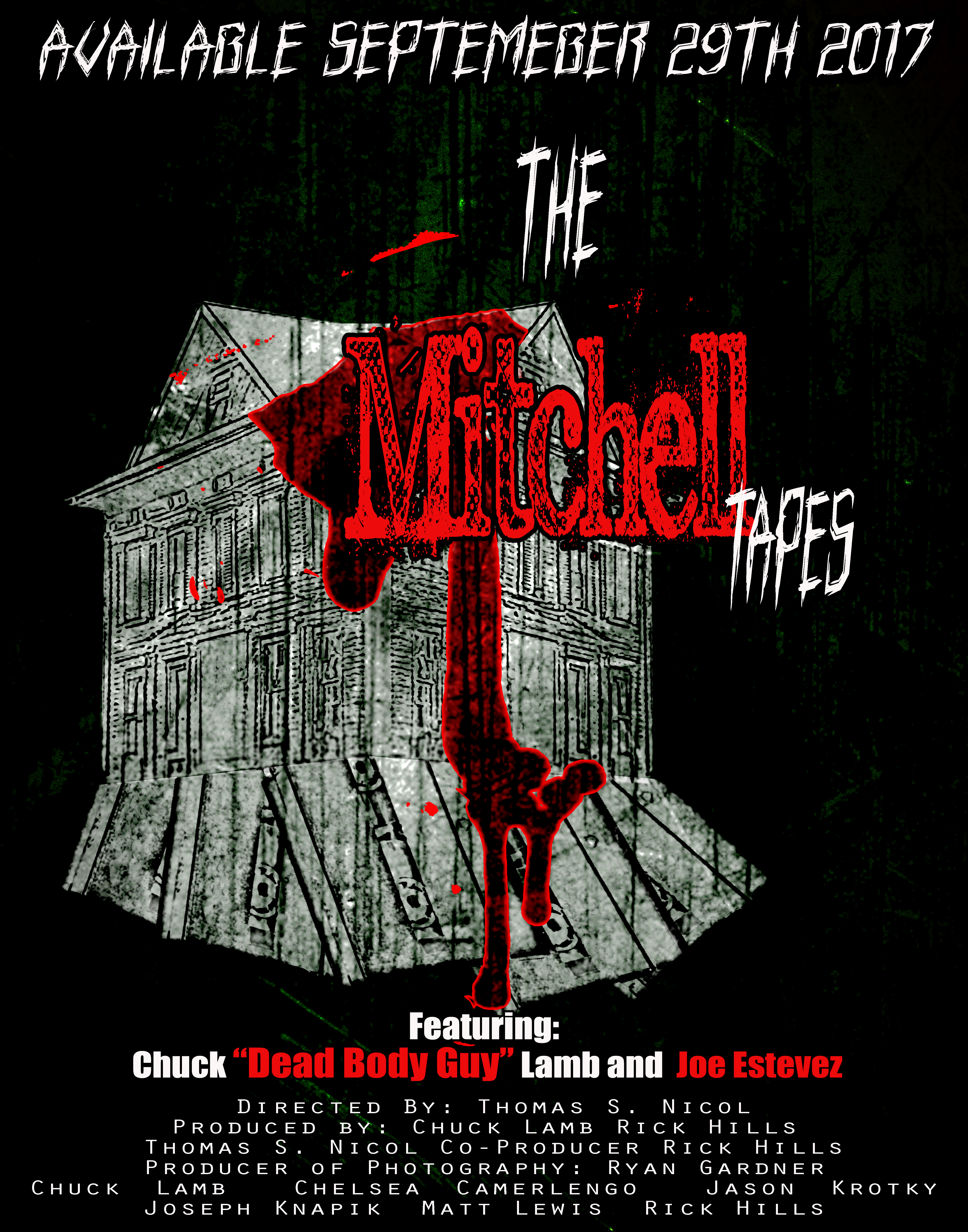 image The Mitchell Tapes Watch Full Movie Free Online