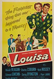 Louisa (1950) Poster - Movie Forum, Cast, Reviews