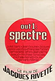 Out 1: Spectre (1972) Poster - Movie Forum, Cast, Reviews