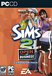 The Sims 2: Open for Business (2006) Poster - Movie Forum, Cast, Reviews