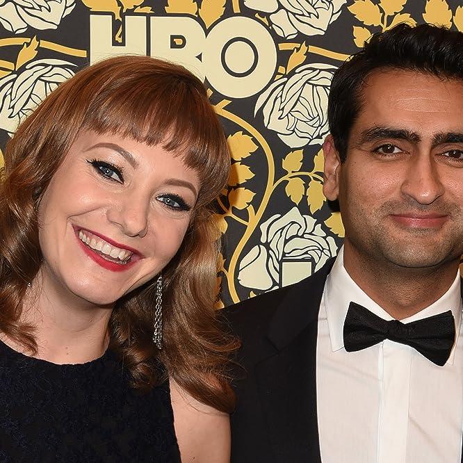 Kumail Nanjiani and Emily V. Gordon in The Big Sick (2017)