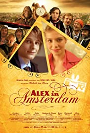 Alex in Amsterdam Poster