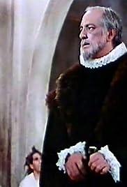 El caballero de la mano en el pecho Poster