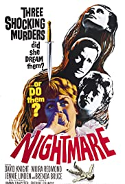 Nightmare (1964) Poster - Movie Forum, Cast, Reviews