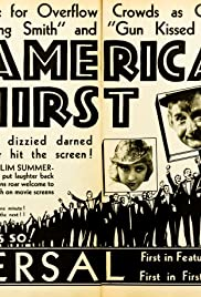 See America Thirst Poster