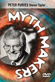 Myth Makers Vol. 32: Peter Purves Poster