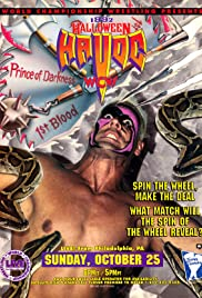 WCW Halloween Havoc Poster