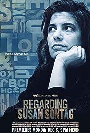Regarding Susan Sontag(2014) Poster - Movie Forum, Cast, Reviews