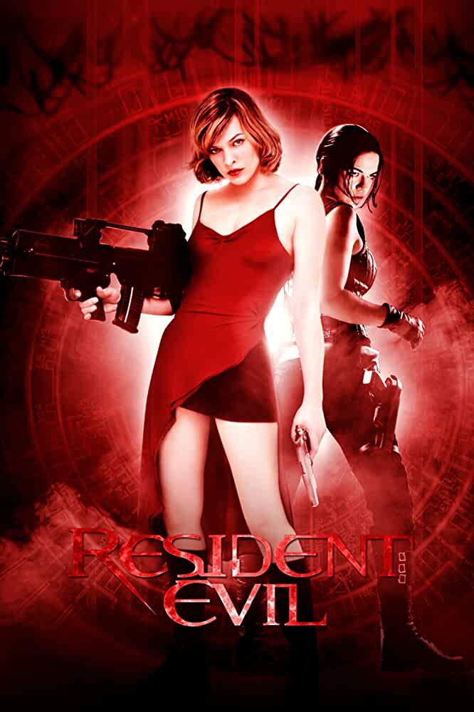 Resident Evil 2002 Hindi Dubbed Dual Audio 720p BRRip full movie watch online freee download at movies365.org
