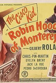 Robin Hood of Monterey Poster