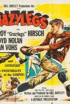 Crazylegs (1953) Poster