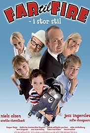 Far til fire - i stor stil Poster