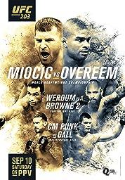 UFC 203: Miocic Vs. Overeem (2016)