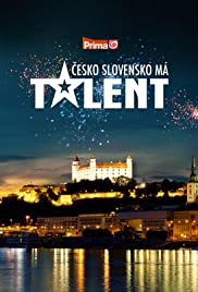 Cesko Slovensko má talent Poster