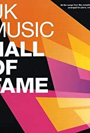 UK Music Hall of Fame Poster