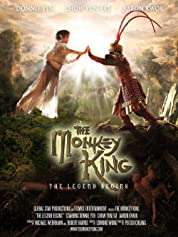 The Monkey King: The Legend Begins poster