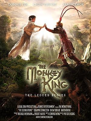 The Monkey King the Legend Begins ไซอิ๋ว 2 ตอน ศึกราชาวานรพิชิตมาร