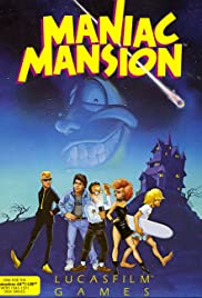Maniac Mansion (1987) Poster - Movie Forum, Cast, Reviews