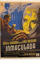 Inmaculada (1950) Poster