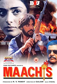 Maachis (1996) Poster - Movie Forum, Cast, Reviews
