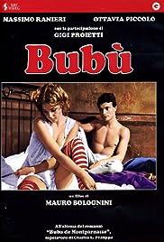 Bubù Poster
