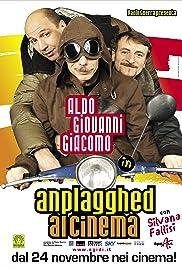 Anplagghed al cinema(2006) Poster - Movie Forum, Cast, Reviews