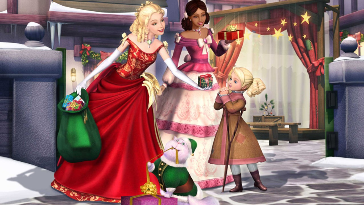 Barbie in 'A Christmas Carol' (2008)