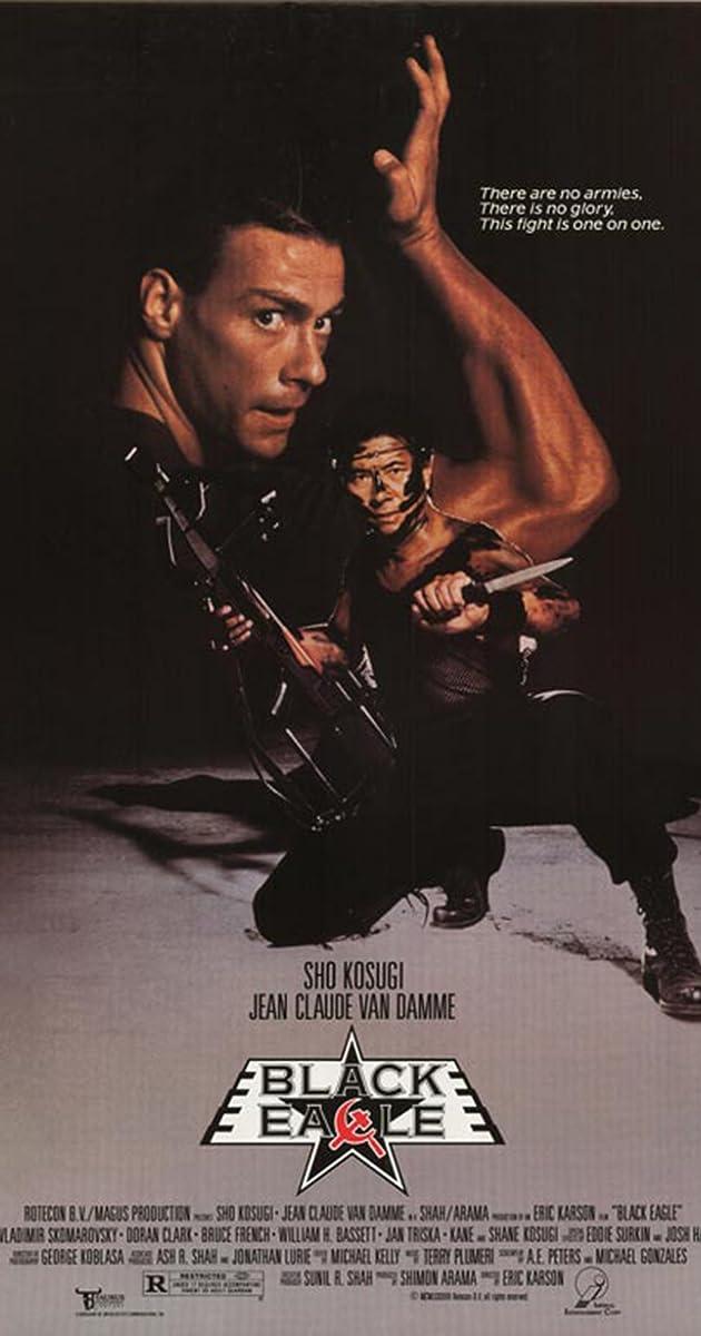 Juodasis erelis / Black Eagle (1988) Online