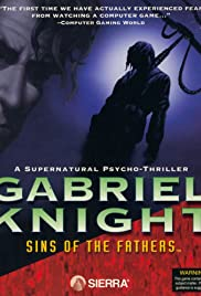 Gabriel Knight: Sins of the Fathers (1993) Poster - Movie Forum, Cast, Reviews