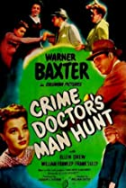 Image of Crime Doctor's Man Hunt