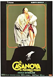Fellini's Casanova (1976) Poster - Movie Forum, Cast, Reviews