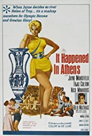It Happened in Athens (1962) Poster - Movie Forum, Cast, Reviews