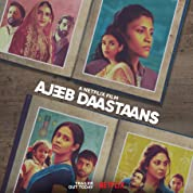 Ajeeb Daastaans (2021) poster