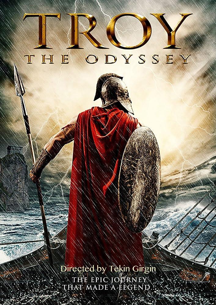 Troy the Odyssey (2017) Hollywood Movie