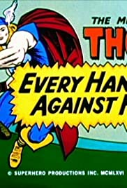 Every Hand Against Him Poster