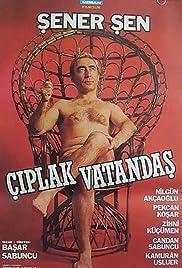 Çiplak Vatandas Poster