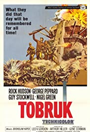 Tobruk (1967) Poster - Movie Forum, Cast, Reviews