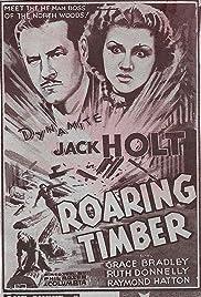Roaring Timber Poster