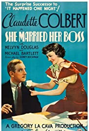 She Married Her Boss (1935) Poster - Movie Forum, Cast, Reviews