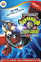 Image of Superhuman Samurai Syber-Squad