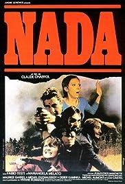 Nada(1974) Poster - Movie Forum, Cast, Reviews