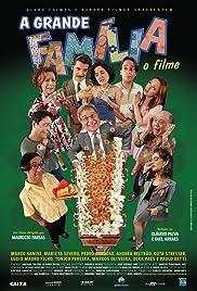 A Grande Família: O Filme Poster
