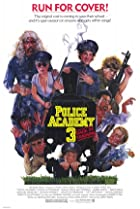 Image of Police Academy 3: Back in Training